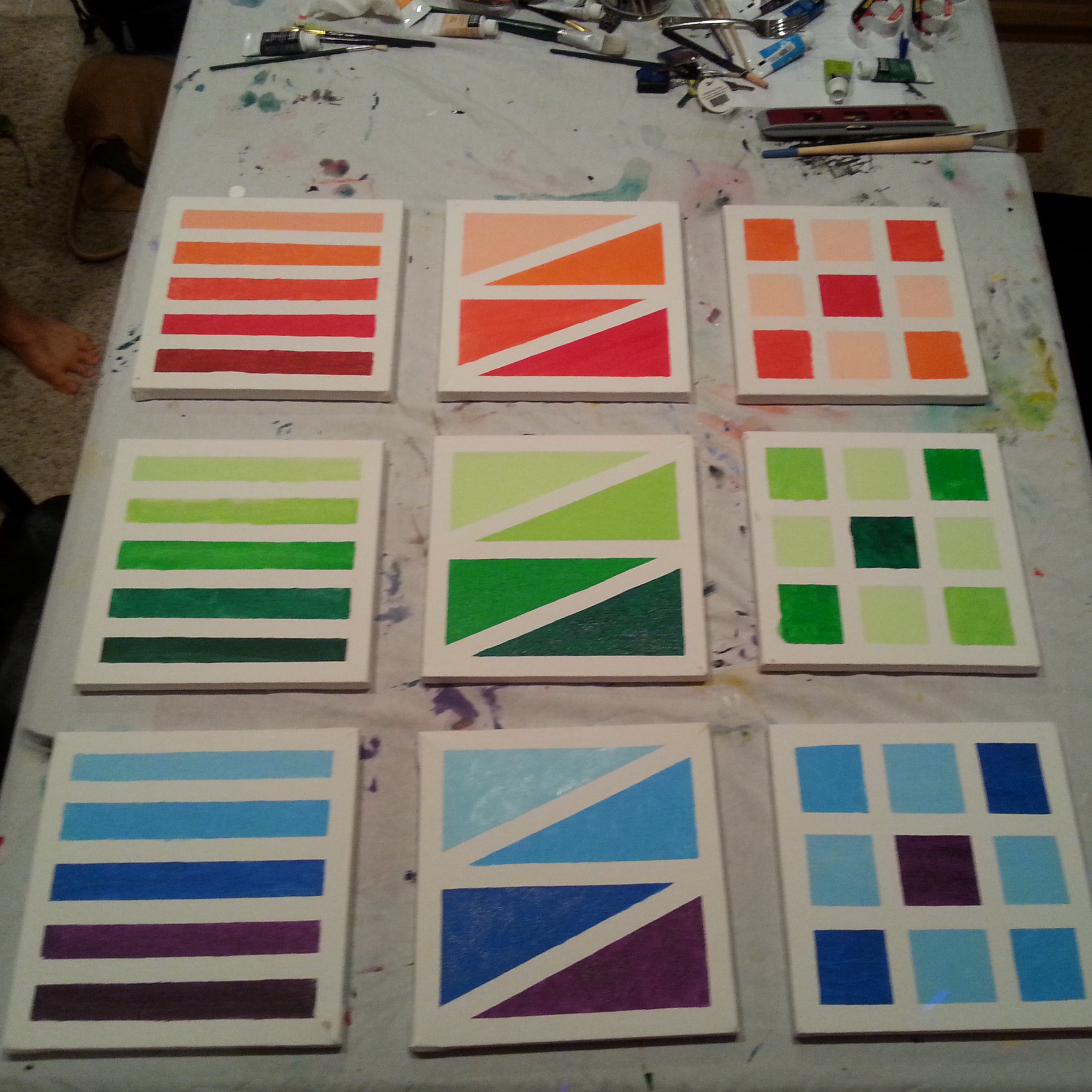 Cool Art Project Ideas Images